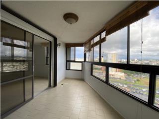Amplio apartamento PISO 17, $220,000