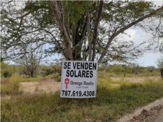 Bo. Lajas Arriba Solares en venta