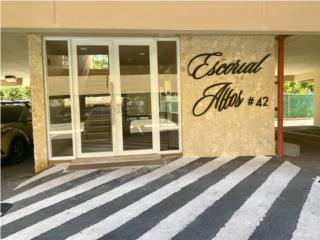Escorial Altos, Apt 3H 2B, 2pk OPCIONADO!!