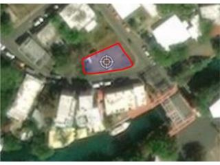 Culebra Commercial Lot in Town, 260 s.m.
