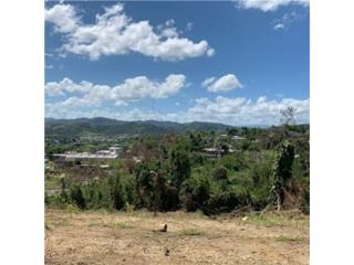 Terreno con vista - Trujillo Alto
