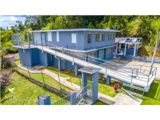 Casa con un vista a la ciudad Caguas OPCIONADO