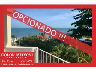Apartamento en Playa Oeste - (Cabo Rojo) 125K