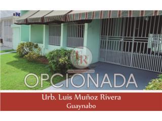 *OPCIONADA* URB. MUÑOZ RIVERA
