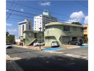 Edificio a pasos de la Muñoz Rivera. Oferte!!!