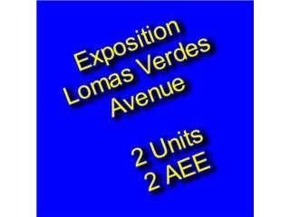 AVE LOMAS VERDES, 2 Units, 2 AEE