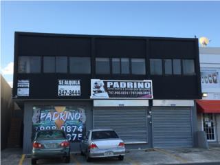 Edificio Comercial  en Ave. Pineiro con 3 Aptos