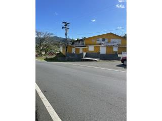 Local Comercial con 2 casas más Cerro Gordo