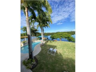 Generando ingresos 9 k mansión con lago y piscina