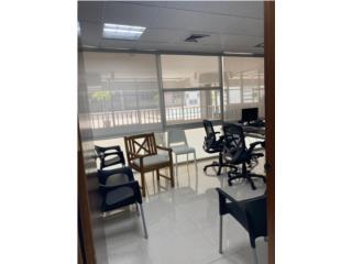 Oficina remodelada Cobian Plaza Santurce
