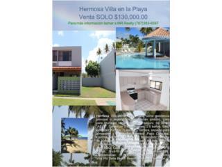 HERMOSA VILLA EN LA PLAYA!!!