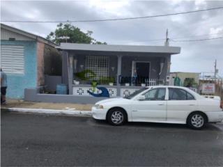 Casa de 2 niveles en Barrio Obrero, Arecibo