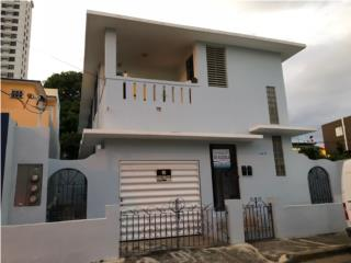 One house, two apartments in Santurce