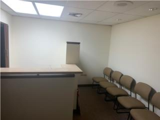Office 672 sq.ft 2 pkgs - Centrally located
