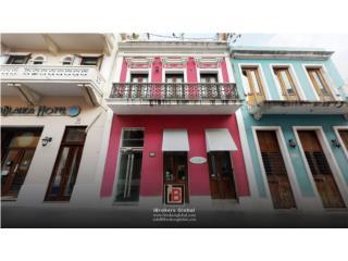 314 Fortaleza St. Old San Juan, 2180K