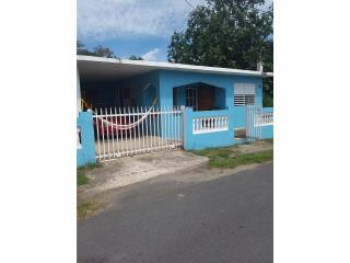 Casa en bo martorell Yabucoa PR