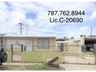 Casa, Urb Vistamar, Carolina PR (REPO/$80k)