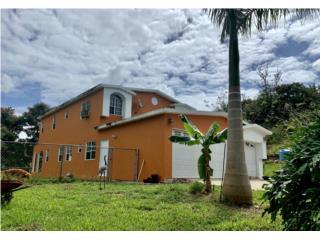 Residencia + Finca en Bo. Cayaguax