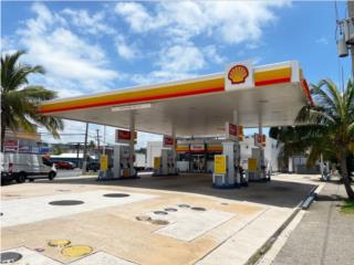 Shell Gas Station - San Juan