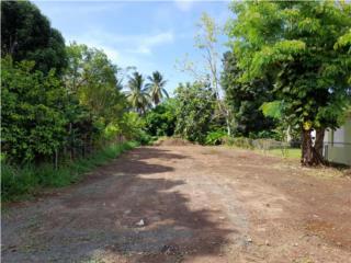 Terreno Llano en Aguas Claras, Ceiba