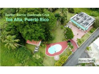 !MANSION EN EL CAMPO! TOA ALTA PUERTO RICO