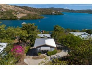 Culebra, Estate with Private Dock in Fulladoza Bay