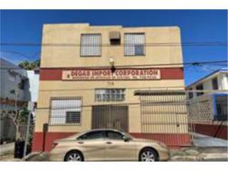 714 Calle Bolívar Santurce Warehouse Space