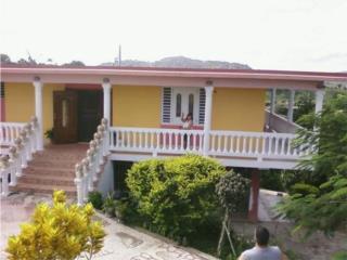 Cayaguas, amplia residencia hermosas vistas