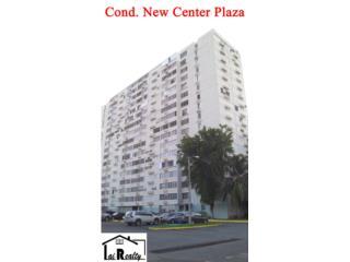 New Center Plaza - Piso 13, remodelado, 2pkgs