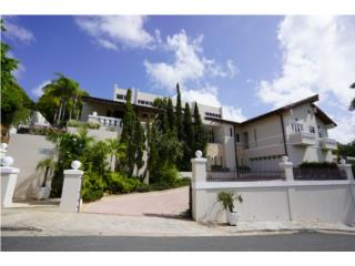 Villa Caparra,Beautiful Mediterranean Mansion