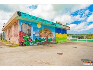 Antigua Estación de Gasolina   La Paloma