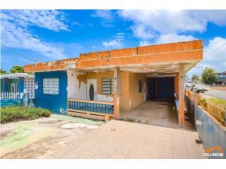 Casa con 3C + 1B (Necesita Reparaciónes)