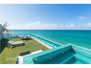 Beachfront House for sale in Condado