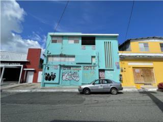 Local Comercial con Residencia en el Pueblo