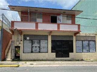 Pueblo , Local + Residencia ! Oportunidad !!
