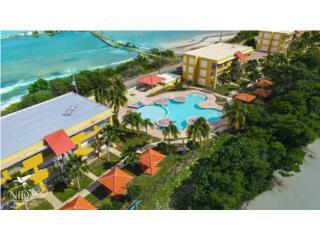 Cond Playas del Caribe Resort frente al Mar