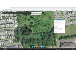 5 acres of flat developable land