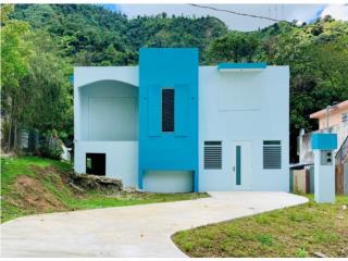 Bo. Zamas Jayuya Casa 5 Habitaciones 3 Baños