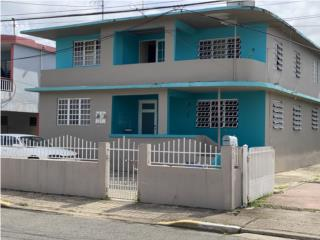 Residencia 2 unidades 8 cuartos, 2 baños