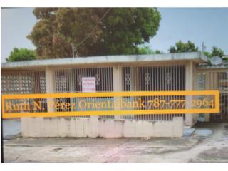 ORIENTAL BANK Urb. Reparto San Jose, Gurabo $72k