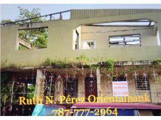 Fajardo City E-8 Calle Colon, $44,000