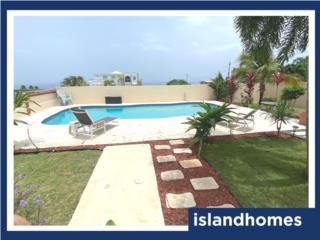 4 BR Home Quebradillas Ocean Views - OPCIONADO!