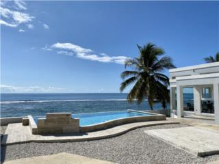 Beach Front House, Income Property