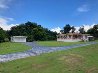 Preciosa finca de 6,292mc, 2 casas y terraza