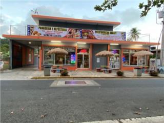 Panadería y Repostería con Edificio Comercia