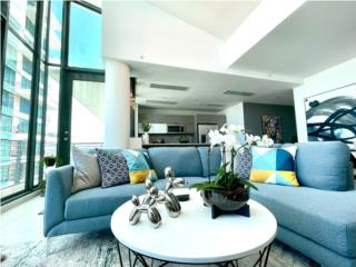 EXCLUSIVE MODERN FURNISHED & EQUIPPED PENTHOUSE