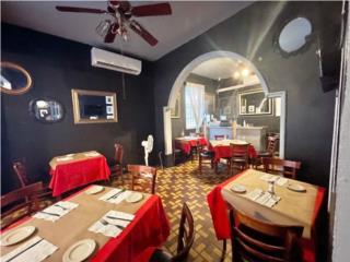 Restaurant Key at Loiza St Culinary District