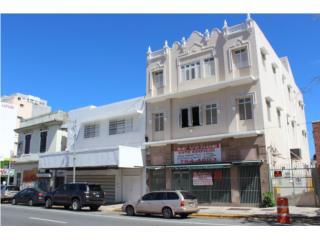Beautiful building in Santurce, Ponce de Leon
