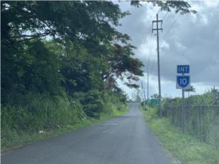 Carretera num. 10 en Arecibo,Puerto Rico