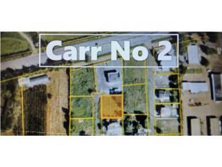Bo Guerrero 1,267.29 mc Km 114.6 lado de la Carr 2